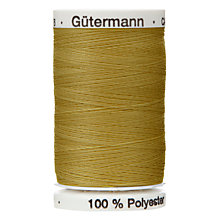 Buy Gutermann Top Stitch Thread, 30m, 968 Online at johnlewis.com