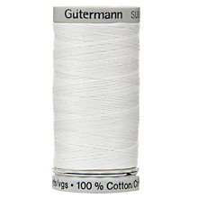 Buy Gutermann Natural Cotton C Ne 50 Thread, 100m, 5709 Online at johnlewis.com