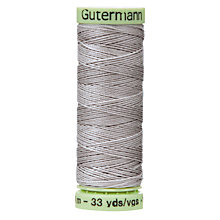 Buy Gutermann Metallic Thread, 50m Online at johnlewis.com