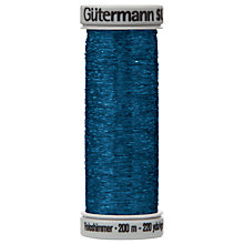 Buy Gutermann Sulky Holoshimmer Thread, 200m Online at johnlewis.com