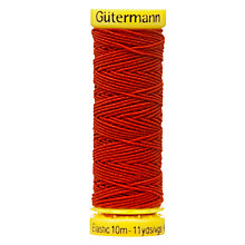 Buy Gutermann Elastic Thread, 10m Online at johnlewis.com