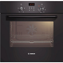 Buy Bosch HBN331S2B Single Electric Oven, Black Online at johnlewis.com