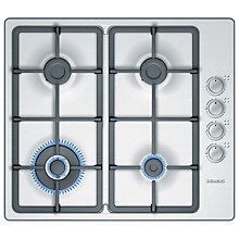 Buy Siemens EB615HB90E Gas Hob, Stainless Steel Online at johnlewis.com