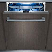 Buy Siemens SN66T097GB Integrated Dishwasher Online at johnlewis.com