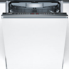 Buy Bosch SMV69T30GB Integrated Dishwasher Online at johnlewis.com