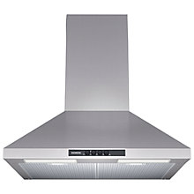 Buy Siemens LC64WA521B Chimney Cooker Hood, Stainless Steel Online at johnlewis.com