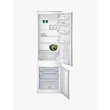 Buy Siemens KI38VX22GB Integrated Fridge Freezer, A+ Energy Rating, 54cm Wide Online at johnlewis.com