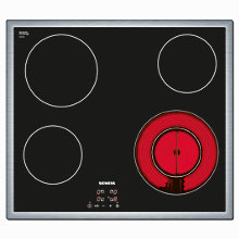Buy Siemens ET645HF17E Ceramic Hob, Black Online at johnlewis.com
