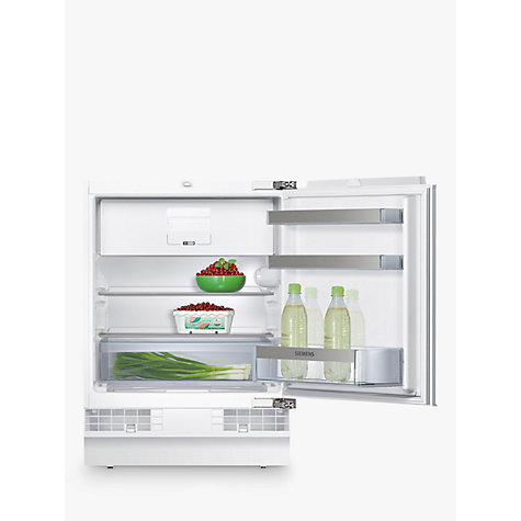 buy siemens ku15la60gb integrated undercounter fridge with. Black Bedroom Furniture Sets. Home Design Ideas