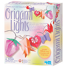 Buy Great Gizmos Origami Lights Kit Online at johnlewis.com