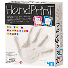 Buy Great Gizmos Make Your Own Handprint Kit Online at johnlewis.com