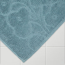 Buy John Lewis Wallflower Bath Mat Online at johnlewis.com