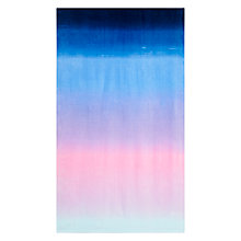 Buy John Lewis Ombre Beach Towel Online at johnlewis.com