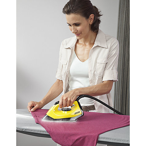 Buy Kärcher I6006 Steam Pressure Iron Attachment Online at johnlewis.com