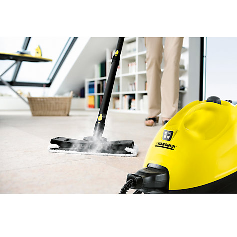 Buy Kärcher SC1020 Steam Cleaner, Yellow Online at johnlewis.com