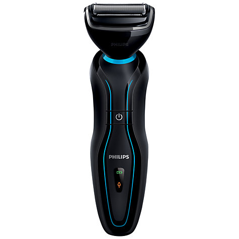 Buy Philips YS521/17 Click&Style Shaver Online at johnlewis.com