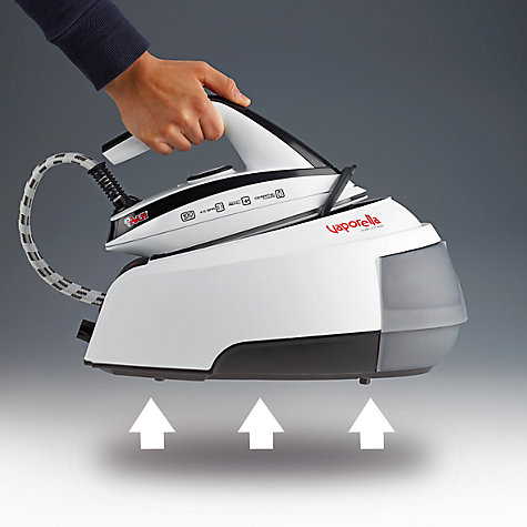 Buy Polti Vaporella Forever 650 Steam Generator Iron Online at johnlewis.com