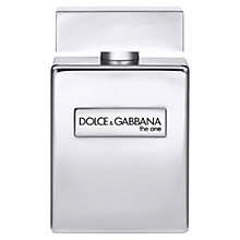 Buy Dolce & Gabbana The One For Men Eau de Toilette Platinum Limited Edition Online at johnlewis.com