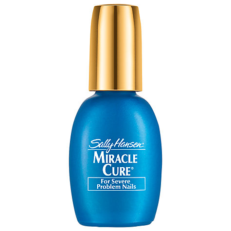 Buy Sally Hansen Miracle Cure Nail Treatment, 13ml Online at johnlewis.com