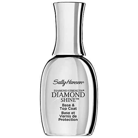 Buy Sally Hansen Diamond Shine Base and Top Coat, 13ml Online at johnlewis.com