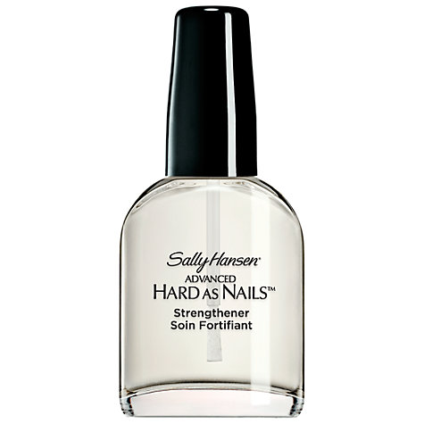 Buy Sally Hensen Hard As Nails Nylon Nail Strengthener, 13ml Online at johnlewis.com