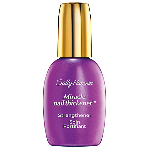 Buy Sally Hansen Miracle Nail Thickener, 13ml Online at johnlewis.com