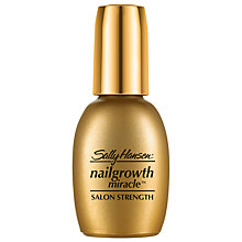 Buy Sally Hansen Nailgrowth Miracle, 13ml Online at johnlewis.com