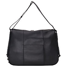 Buy French Connection Raven Handbag, Black Online at johnlewis.com