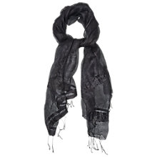 Buy Phase Eight Beaded Fairy Stole, Black Online at johnlewis.com