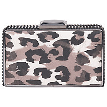 Buy French Connection Aisha Clutch Handbag, Snowball Mix Online at johnlewis.com