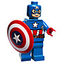 Buy LEGO Super Heroes Captain America vs Hydra Online at johnlewis.com