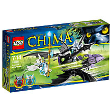 Buy LEGO Legends of Chima Braptor's Wing Striker Online at johnlewis.com