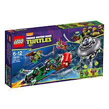 Buy LEGO Teenage Mutant Ninja Turtles T-Rawket Sky Strike Online at johnlewis.com