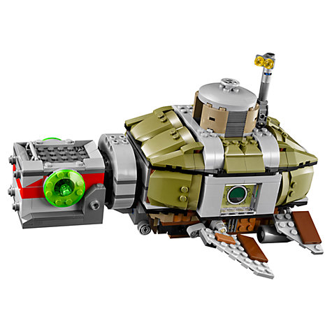 Buy LEGO Teenage Mutant Ninja Turtles Sub Undersea Chase Online at johnlewis.com