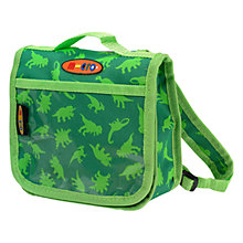 Buy Micro Scooters Mini Micro Dinosaur Bag, Green Online at johnlewis.com