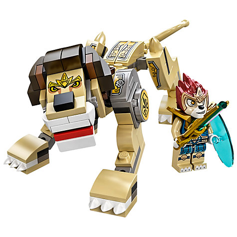 Buy LEGO Legends of Chima Lion Legend Beast Online at johnlewis.com