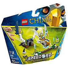 Buy LEGO Chima Speedorz Sky Launch Online at johnlewis.com