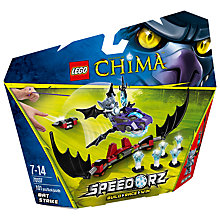 Buy LEGO Chima Speedorz Bat Strike Online at johnlewis.com