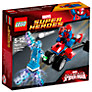 Buy LEGO Super Heroes Spider-Man Spider-Trike vs. Electro Online at johnlewis.com