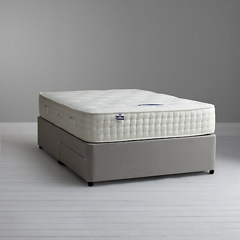Buy Silentnight Genius Mirapocket 2000 Memory Mattress and Divan Set, Double Online at johnlewis.com