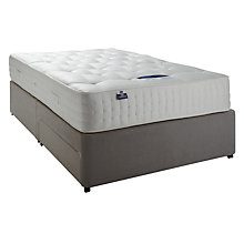 Buy Silentnight Miracoil Latex 2800 Mattress and Divan Set, Kingsize Online at johnlewis.com