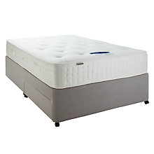 Buy Silentnight Genius Mirapocket Memory 2000 Mattress and Divan, Kingsize Online at johnlewis.com