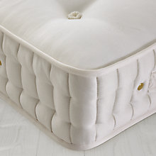 Buy John Lewis Natural Collection Linen 5000 Mattress, Single Online at johnlewis.com