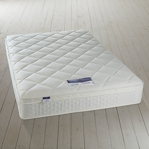 Buy Silentnight Special Miracoil Memory Mattress, Double Online at johnlewis.com