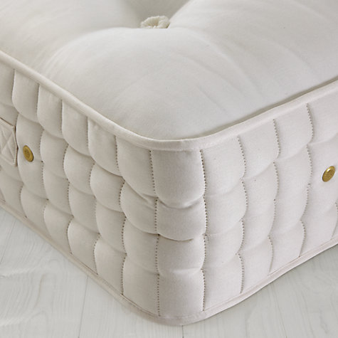 Buy John Lewis Natural Collection Fleece Wool 7000 Mattress, Double Online at johnlewis.com