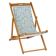 Buy MissPrint Little Trees Deckchair Cover Online at johnlewis.com