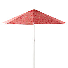 Buy MissPrint Little Trees Tilting Parasol, 250cm Online at johnlewis.com