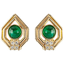 Buy Susan Caplan Vintage 1980s Grosse Gold Plated Clip-On Earrings Online at johnlewis.com