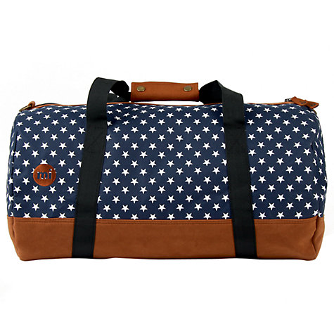 Buy Mi-Pac All Stars Duffle Bag, Navy Online at johnlewis.com