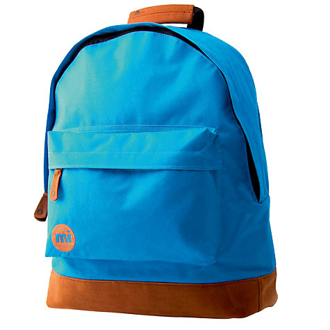 Buy Mi-Pac Classic Backpack, Royal Blue Online at johnlewis.com